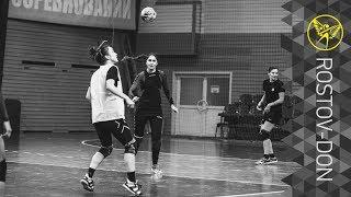 «Ростов-Дон» провел тренировку в Москве