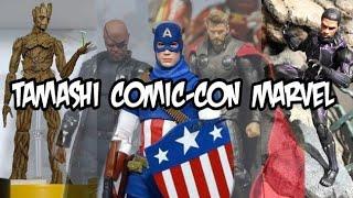 Tamashii Nations Comic-Con 2018: Marvel! OMG!!!
