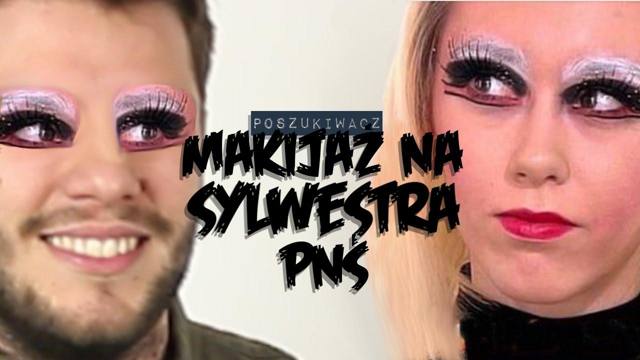Makijaż Na Sylwestra Pytanie Na śniadanie Poszukiwacz 256 Youtube
