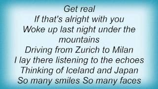 Marillion - 80 Days Lyrics