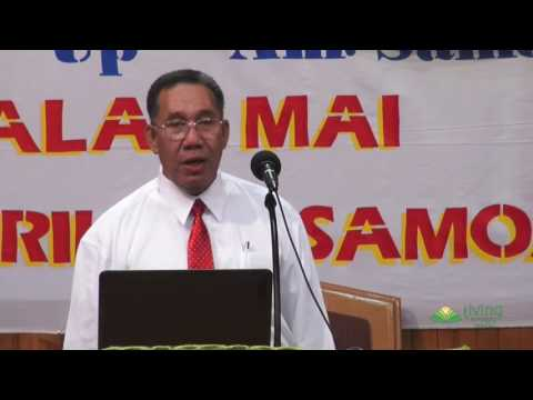 Wake Up American Samoa | Pr Pau Tuavela | Program #12
