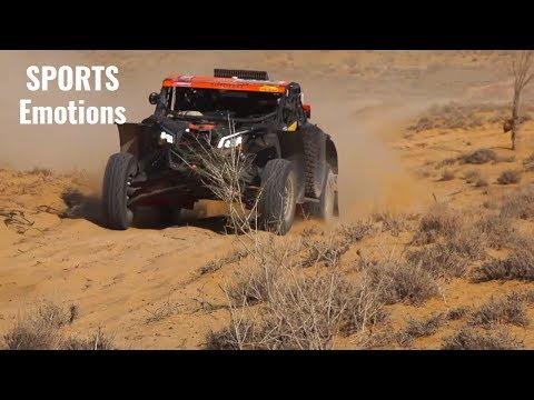 Magnifiques images du Turkmen Desert Race - Rallye Raid