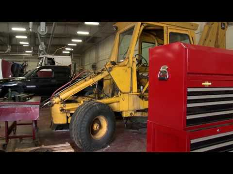 Diesel, Truck & Heavy Equipment Program at Eastern Maine Community College