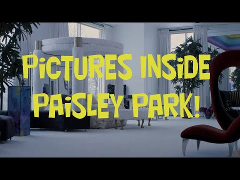 Paisley Park Pictures Inside Prince's House