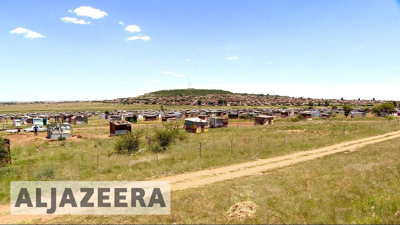 South Africa: Black people waiting to get their land back