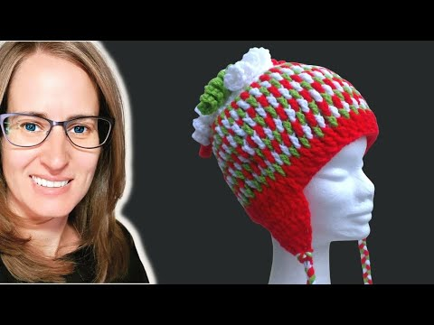 Gum Drops Hat Crochet Tutorial
