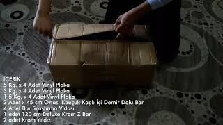 Download Video Delta 46 Kg Vinyl Plaka Dambıl Seti KUTU AÇILIMI MP3 3GP MP4