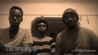 Short and Sweet  ft Sauti Sol cover mash up by Till We stop