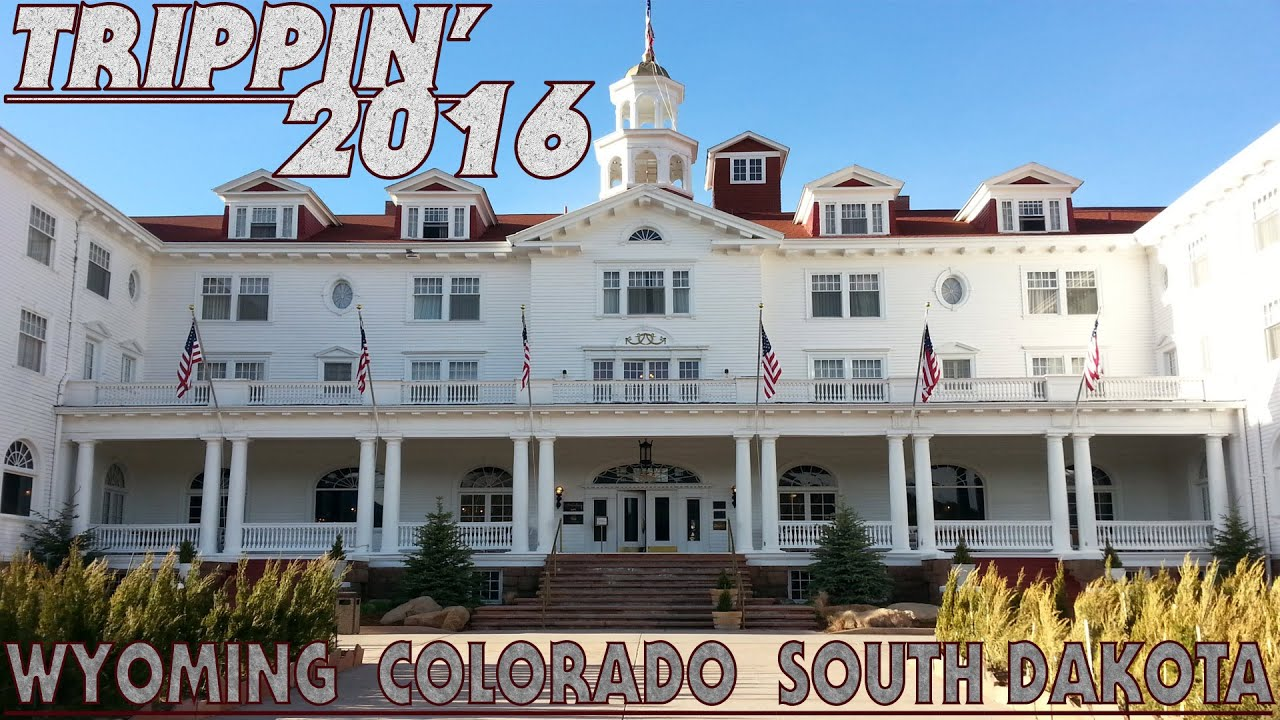 Trippin 2016 The Haunted Stanley Hotel Estes Park Colorado