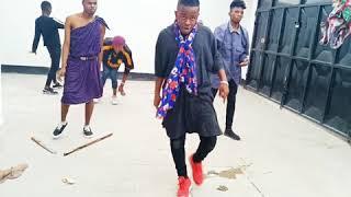Whozu - Huendi Mbinguni Dance Video