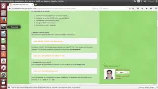 Comment Installer et configurer un serveur DHCP sur ubuntu 14.04 ?