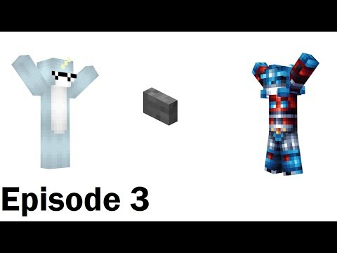 THE BUTTON SHOP!!! | Server Survival #3