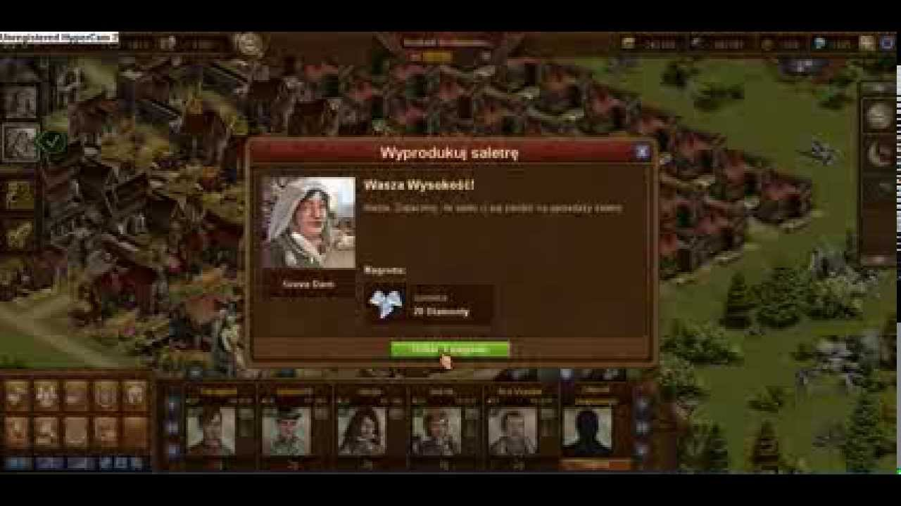 how to earn diamonds in forge of empires