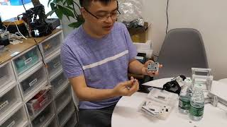 M5GO Setup Demo by Jimmy [SwitchScience Channel] thumbnail