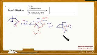 Ozonolisis seguida de condensación aldólica