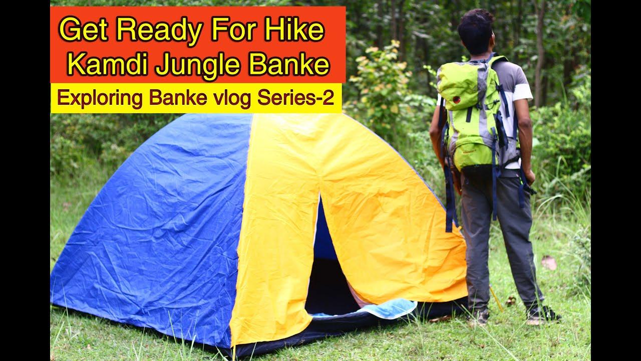 Hike from Nepalgunj to Kamdi Jungle || Exploring Banke Vlog-Series-2  || RGB NIHAL Vlog
