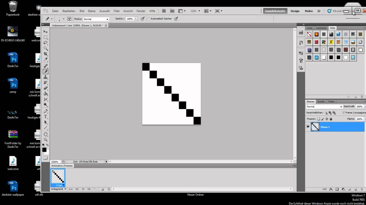 How To Download Install Create Pattern Photoshop 2