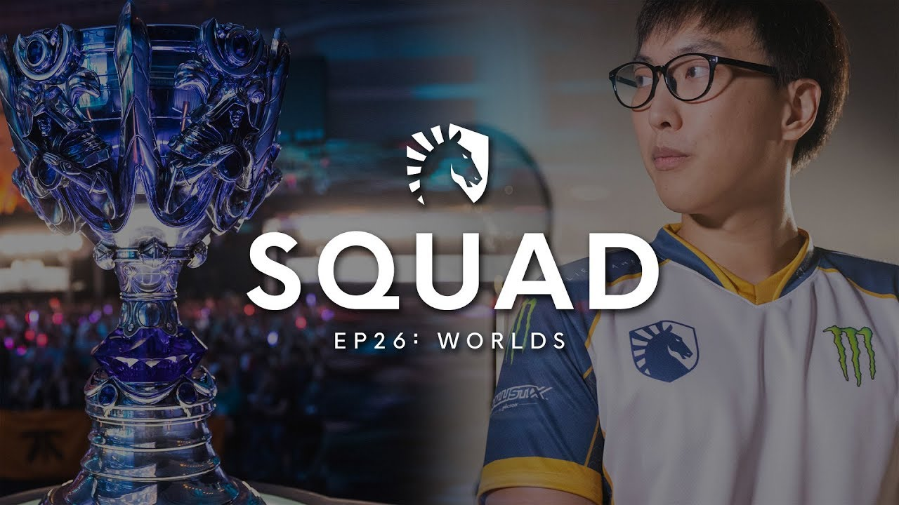 The end of Team Liquid's 2018 Season | TL LoL - SQUAD S2 Finale: Worlds
