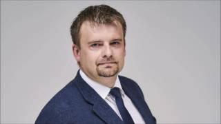 Jaroslav Dvořák, kandidát do Senátu za ČSSD. Volební vizitka pro ČRo