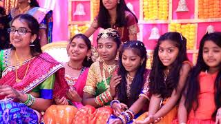 Sadhana's Voni Ceremony : Newark California