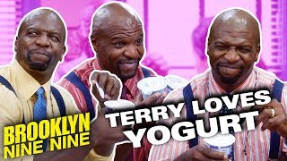 Terry Loves Yogurt | Brooklyn Nine-Nine