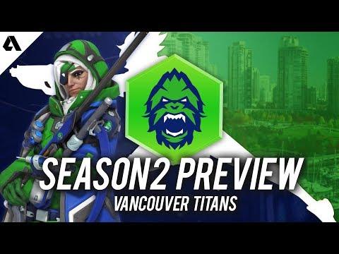 Vancouver Titans - Overwatch League Season 2 Team Preview thumbnail