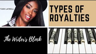 Tami LaTrell - Types Of Royalties & Publishing Income