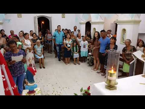Festa da Padroeira da Vila São José ( Manueis) Traipu/AL - 2020  - 8 de janeiro de 2020