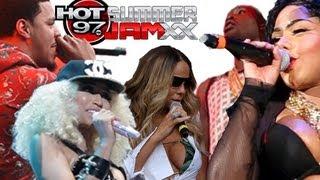 Hot97 Summer Jam 2013 Surprise Performance