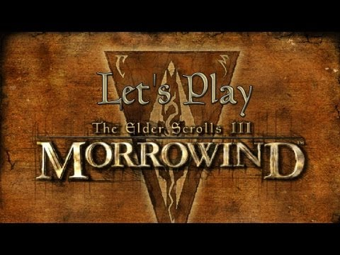 """let's-play-morrowind-episode-4-""""welcome-to-balmora,-stealing-awesome-armor"""""""