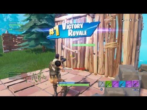 Fortnite 11 kill win