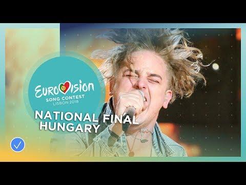 AWS - Viszlát Nyár - Hungary - National Final Performance - Eurovision 2018