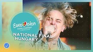AWS - Viszlát Nyár - Hungary - National Final Performance - Eurovision 2018