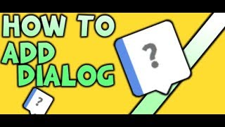 HOW TO MAKE AN NPC TALK IN ROBLOX STUDIO 2018 WORKING EASY