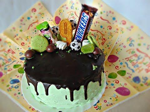 торт для хлопчика фото