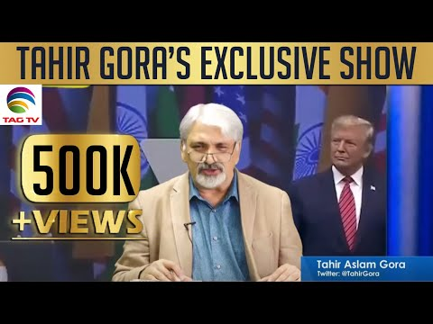 Hindu-Muslim Relations In India-Pushpendra Kulshrestha's Exclusive Conversation W TahirGora @TAG TV