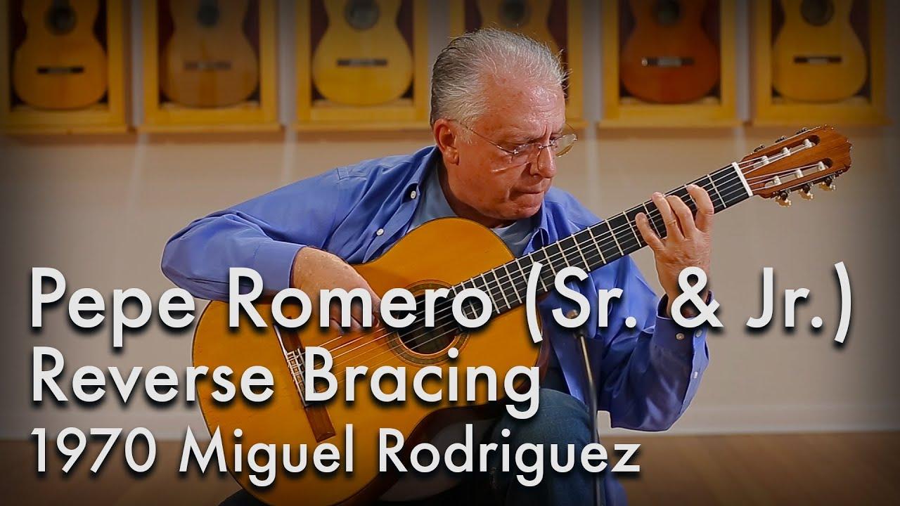 Recording Artist: Pepe Romero « Guitar Salon International