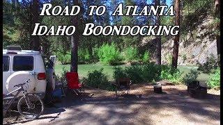 The Road to Atlanta, Idaho Van Life On the Road