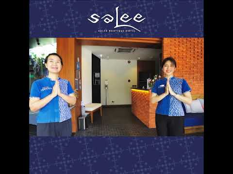 Salee Boutique Hotel : Happy New Year