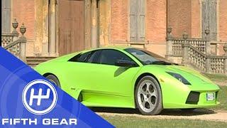Fifth Gear: First Ever Lamborghini On Fifth Gear