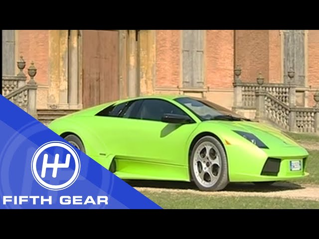 Fifth Gear S Lambo Murcielago Review Is A Time Warp Into The Past