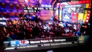 2015 NFL Draft: 18th Pick - Marcus Peters