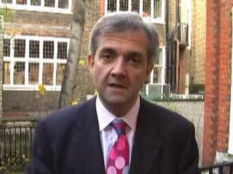Chris Huhne: First bill as Prime Minster