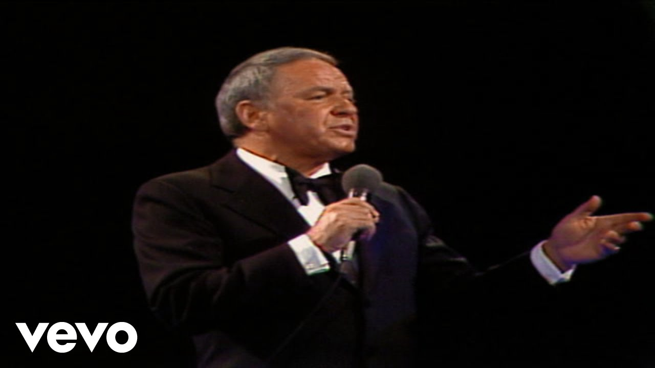 Frank Sinatra My Way Live At Madison Square Garden New York City 1974 2019 Edit Youtube