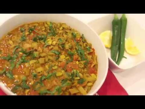 fèves-fraîches-en-sauce-tomate-et-viande-hachée