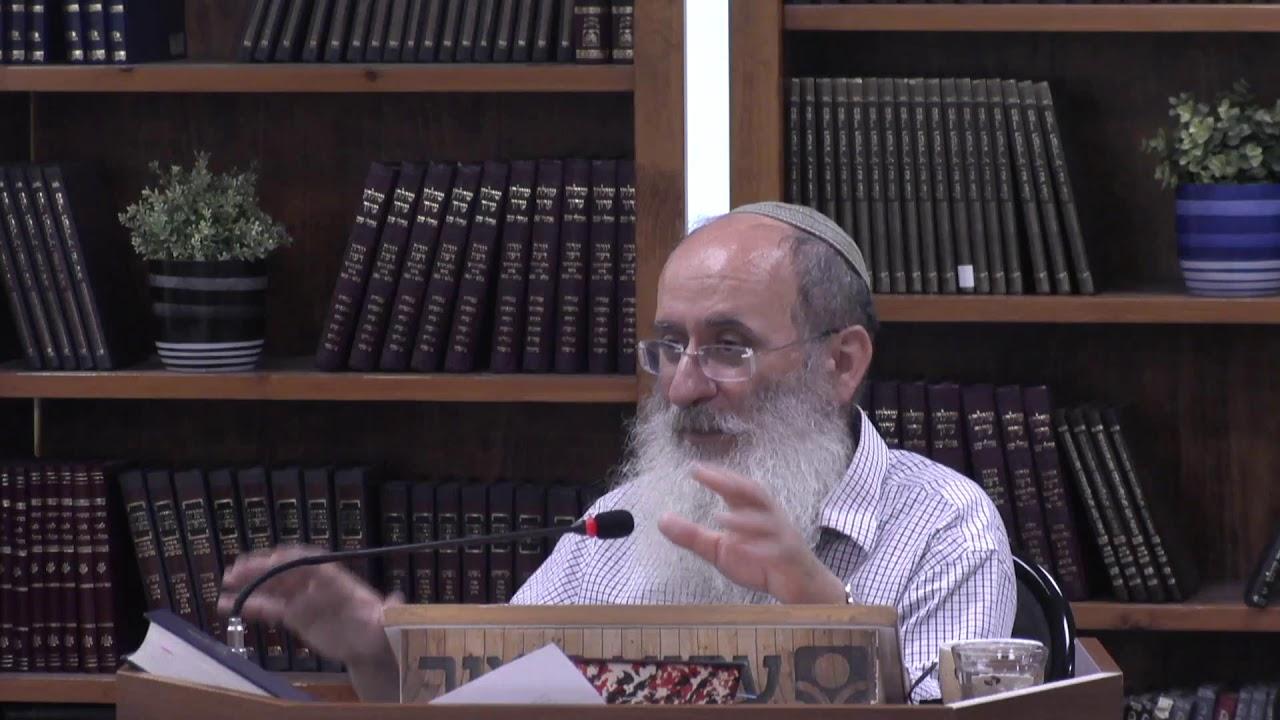 """הרב אורי שרקי - היהודים באשכנז ובצרפת בתקופת בעלי התוספות - מבוא לתושב""""ע שיעור 16"""