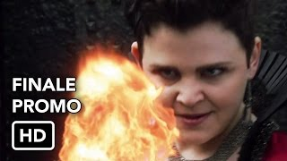"""Once Upon a Time 4x21 & 4x22 """"Operation Mongoose"""" Promo (HD) Season Finale"""
