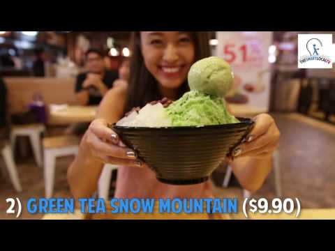 NICE Day - Taiwanese Ice Kachang in Singapore!