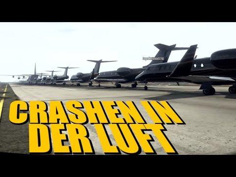 GTA Online #2603 Crash Challenge in der Luft: Das ging schnell!