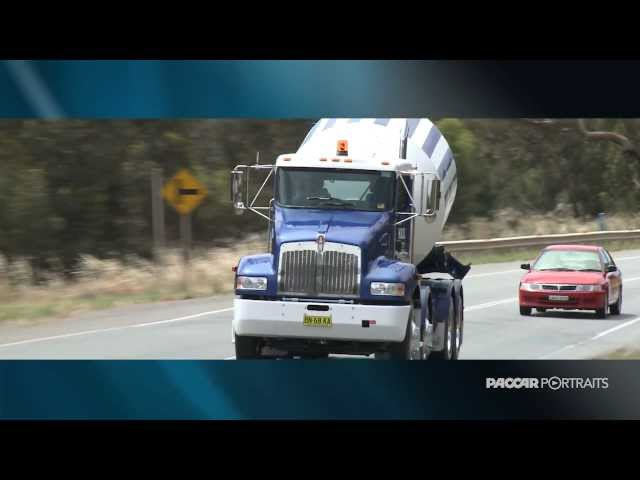 PACCAR Portraits- HRD READYMIX Leeton NSW